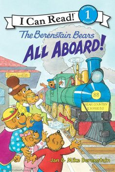 Browse Inside The Berenstain Bears: All Aboard! by Jan Berenstain, Mike Berenstain, Illustrated by Jan Berenstain, Mike Berenstain