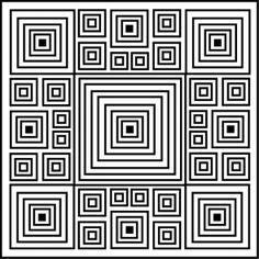 Optical Illusion Hard Coloring Pages for Older Kids  Enjoy