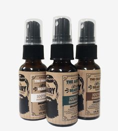 Beard Oil Assortment by The Hairy Gentleman on Scoutmob