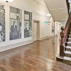 """Commercial Fabric/WallCovering on Instagram: """"What a great project by @b2propertysolutions who used historical photos from when this aged care facility was a hospital for those…"""" Aged Care, Historical Photos, Acoustic, Commercial, Fabric, Projects, Instagram, Historical Pictures, Tejido"""