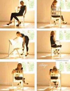 chair3 by Malgorzata Idziak, via Behance