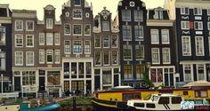 Impresii de călătorie din Amsterdam