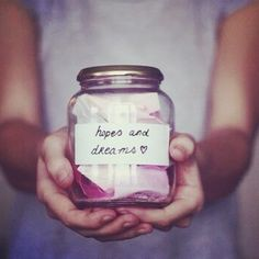 Hope and Dreams Jar