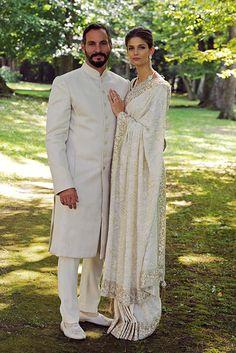 American model Kendra Spears married Prince Rahim Aga Khan, August 31, 2013. She is now known as Princess Salwa.