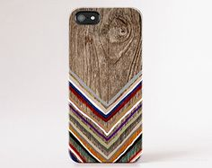 Trend Gadget Accessories Wood Print Chevron iPhone Case Fall Tech Accessories 2014 iphone 5 Case iPhone 6 Case Galaxy S4 Case Wood Print