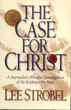 After Lee Strobel's attempt as a Journalist to disprove Christianity, he writes a great book of being convinced that the claims are true.