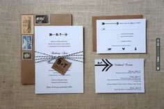 Wow - Arrow wedding invitation | CHECK OUT MORE IDEAS AT WEDDINGPINS.NET | #weddings #rustic #rusticwedding #rusticweddings #weddingplanning #coolideas #events #forweddings #vintage #romance #beauty #planners #weddingdecor #vintagewedding #eventplanners #weddingornaments #weddingcake #brides #grooms #weddinginvitations
