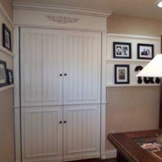 Bi-fold closet door redo