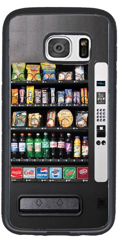 Snack Vending Machine Samsung Galaxy Phone Case for Galaxy S4 S4 Mini S5 S6 S7 #UnbrandedGeneric