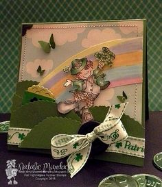 High Hopes Stamps: Happy St Patty's Day March 17th -- High Hopes Stamps