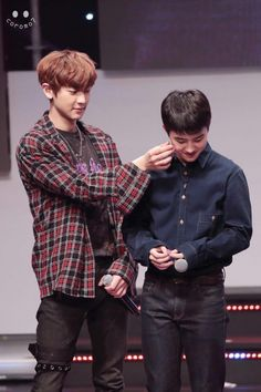 Chanyeol& DO Kyungsoo EXO