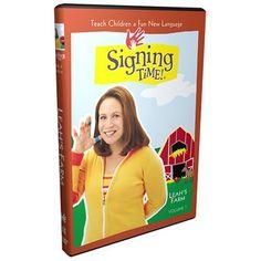 Amazon.com: Signing Time! Volume 7: Leah's Farm: Rachel de Azevedo Coleman, Alex Brown, Leah Coleman: Movies & TV