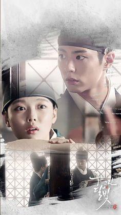 ภาพที่ถูกฝังไว้ Moonlight Drawn By Clouds, Kim Yoo Jung, Arts Award, Falling In Love With Him, Bo Gum, Coming Of Age, Female Poses, Korean Drama, Dramas