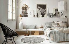Three very dreamy bedrooms - Daily Dream Decor