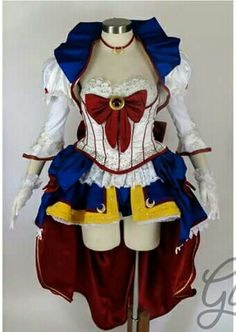 Burlesque sailor moon