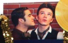 New pictures from inside Kurt's locker