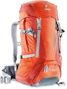 Deuter Futura Pro 34 SL Pack (Women's) I want a purple pack!! :)