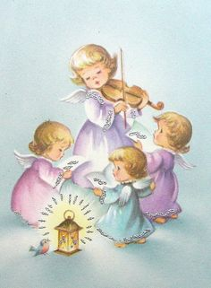 Charlot Byj (b.1920-1983) — Christmas Card  (661x900)