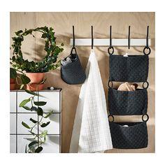 NORDRANA Hanging storage, gray. IKEA.com