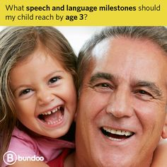 By the age of 3, your child will likely talk your ears off! Learn more about the language milestones your child should reach by 3 years old.