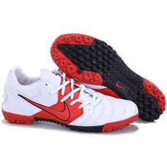 more photos 0edef d935e Nike5 Bomba Pro TF Boots -Astro Turf - White Solar Red Black - Nike5 Soccer
