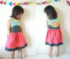 Soleil Dress by Selvage Designs