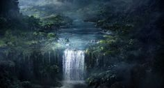 Water falls_wide