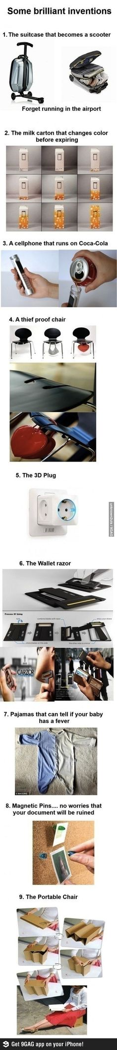 Some brilliant inventions / shut up and take my money :: compilation :: funny pictures :: photo :: invention Weird Inventions, Amazing Inventions, Take My Money, Gadgets And Gizmos, Baby Gadgets, Tech Gadgets, Cool Tech, Deco Design, Cool Ideas