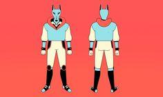 Character Design & Illustrations on Behance