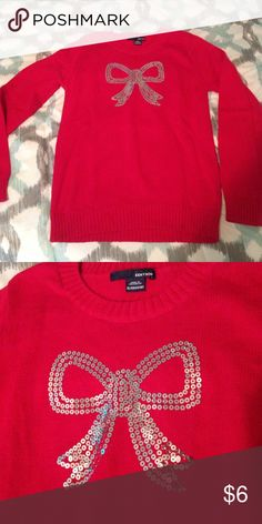 Children's Christmas Sweater Used for 1 photo shoot only. Basic Editions Sweaters Crew & Scoop Necks
