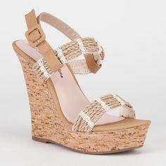DE BLOSSOM Nemo Womens Shoes 224428428 | Heels & Wedges | Tillys.com