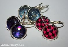 rebecca likes nails: Nail Polish Jewelery Tutorial!