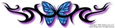 Butterfly Lower Back Womens Girls Tattoos Tattoo Designs Pictures Gallery Tattoo Woman