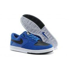 Køligt Nike Paul Rodriguez 7 Blå Sort Hvid Herre Skobutik | Nyeste Nike Dunk SB Low Skobutik | Nike Skate Skobutik Butik | denmarksko.com