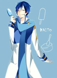 Vocaloid - Kaito
