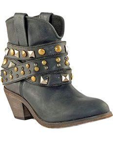 Short Cowgirl Boots, Kids Western Boots, Cowboy Boots, Stylish Boots, Casual Boots, Casual Outfits, Fringe Ankle Boots, Black Ankle Boots, Cowboy Boot Store