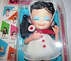 Vintage 1967 Uneeda Little Sophisticates doll-Penelope-NFRB-Made in Japan #Uneeda