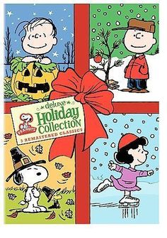 Peanuts Deluxe Holiday Collection (DVD, 2008, 3-Disc Set, Deluxe Holiday Edit...