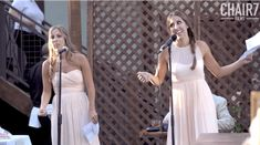 These Sisters Just Shut It Down With The Most Epic Wedding Toast Song