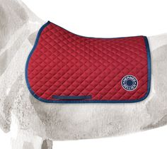 Hamptons Saddle Pad by Hermes