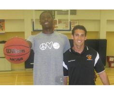 Article on Miami Basketball sensation Sponge Holton and his non paternal dad Darren Weissman