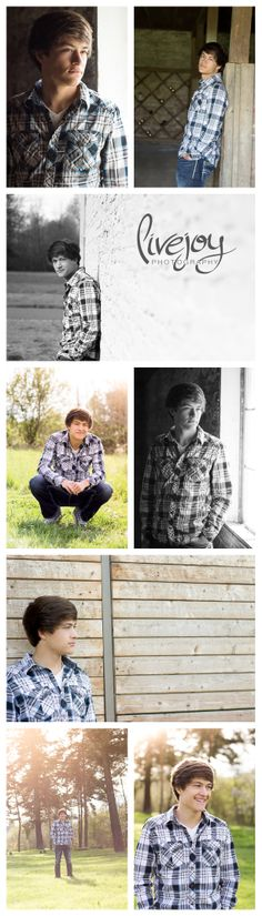 Senior Guy Portrait Session #livejoyPhotography #senior #portrait