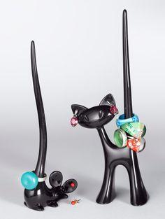 Koizol ring (and earring) holders