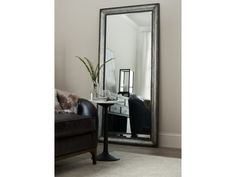Shop for the Hooker Furniture Beaumont Floor Mirror at Olinde's Furniture - Your Baton Rouge and Lafayette, Louisiana Furniture & Mattress Store Grey Bedroom Set, Hooker Furniture, Floor Mirror, Home Additions, Diy Bedroom Decor, Home Decor, Traditional Design, Home Renovation, Oversized Mirror