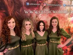 Celtic Woman (@celticwomanofficial) • Instagram photos and videos Celtic, Irish Singers, Beautiful Voice, Theatre, To Go, Performing Arts, Photo And Video, Pictures, Photos