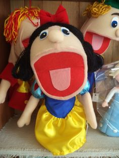 Felt Puppets, Kids Church, Cool Costumes, Diy And Crafts, Snow White, Lunch Box, Crafty, Cool Stuff, Handmade