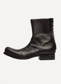 Obscur - VS14-42 Laser Perforated Boot