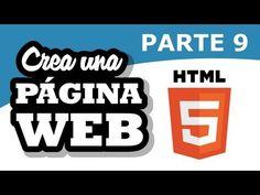 Crea una Página Web en HTML5 y CSS - Parte 9: Formulario de Contacto II - YouTube