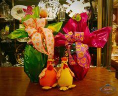 Huevos de Pascua rellenos de bombones!!
