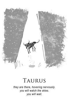 Shitty horoscopes book - taurus